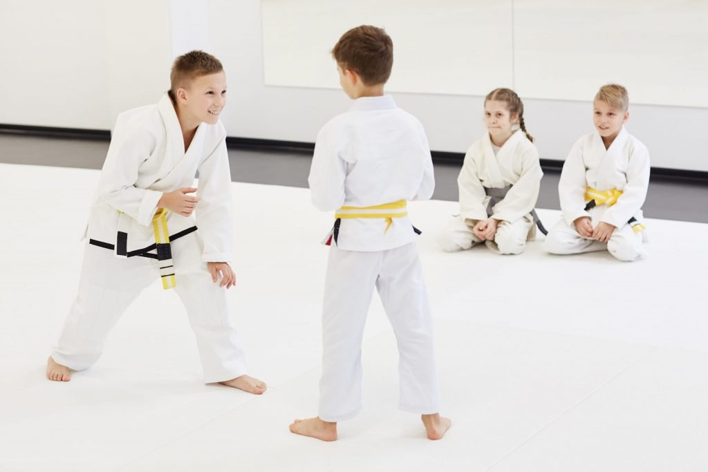 Kids Jiu-Jitsu near Akron, Ohio