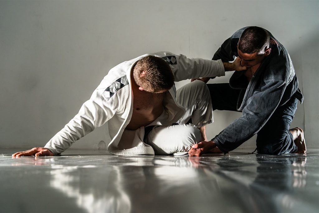 Gracie Jiu-Jitsu Guard