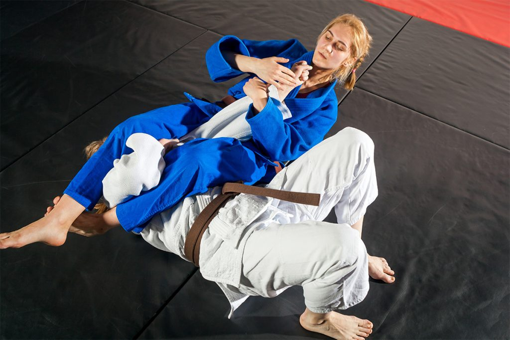 Jiu-Jitsu for women